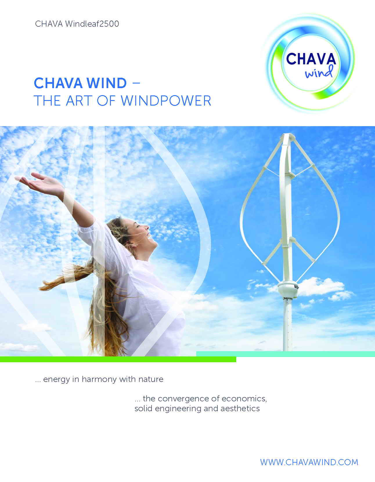 CHAVA Wind Broshure US ES 2 Page 01a